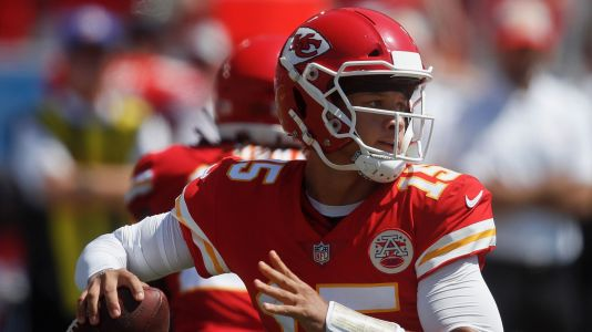Week 3 Position-By-Position Rankings: Can Patrick Mahomes keep it up?