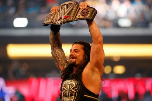 WWE Rumors: Roman Reigns Drops out of Universal Championship at WrestleMania 36