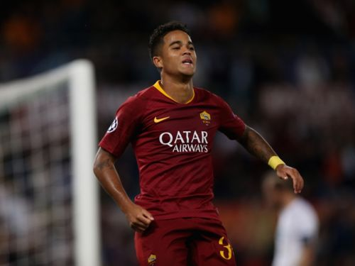 Justin Kluivert, Roma's flying NxGn winger who could outshine his illustrious father