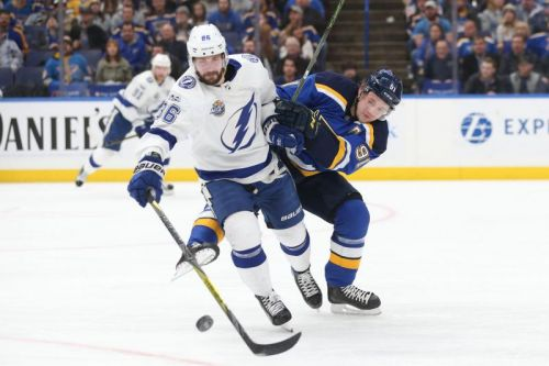 2019 NHL Awards: Tampa Bay Lightning's Nikita Kucherov wins Hart Trophy