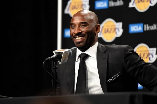 Kobe Bryant's $6 Million BodyArmor Investment Now Worth $200 Million