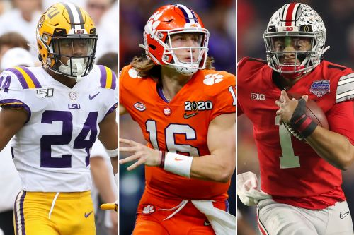 The 10 best college football teams for 2020 after LSU's national title win