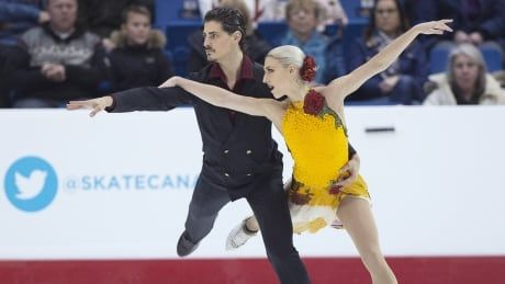 Gilles and Poirier reaching next level after bond with European buskers