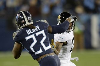 Jaguars' defense gets embarrassed by Titans' Henry