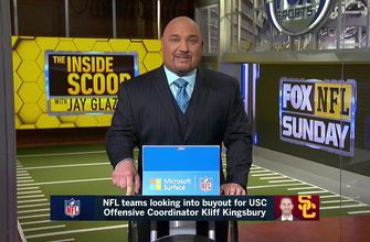 NFL teams are already looking at buying out Kliff Kingsbury's USC deal - Jay Glazer reports