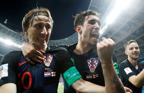 Croatia has surpassed the great Yugoslav teams of the past