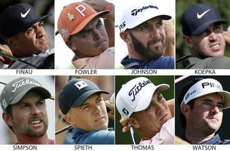 RYDER CUP '18: Capsules on the 12 American players