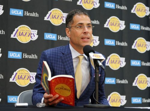 Lakers GM read aloud from book LeBron read during playoffs