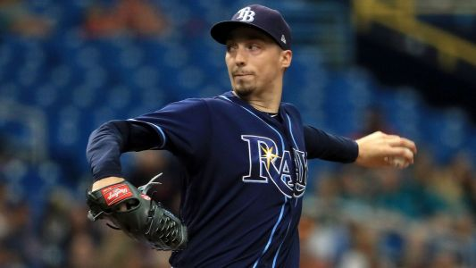 From raw stuff to polished ace, Snell's maturation key to Cy Young bid