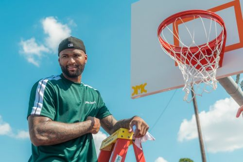 DeMarcus Cousins Contributes $250K to Build New Basketball Court in Hometown