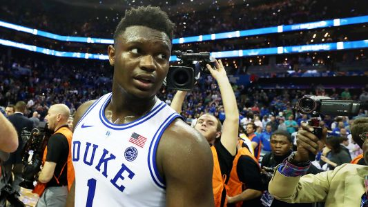 CBS to feature 'Zion Cam' during Duke's NCAA Tournament run