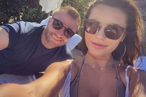 Sean McVay and girlfriend get over Super Bowl loss with vacation