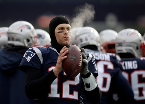 Brady ready for cold weather, LA Chargers on Sunday