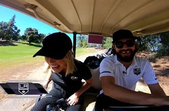 Golf Cart Confessions: Drew Doughty Outtakes
