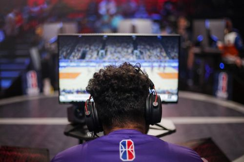 They're Lakers. And in a decade, the e-sports industry hopes they will be as well known as LeBron
