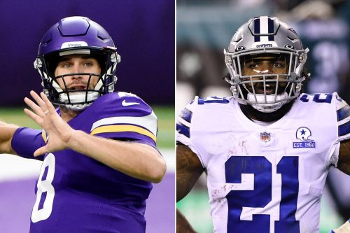 Fantasy Football Week 13 Start 'Em Sit 'Em: Kirk Cousins, Ezekiel Elliott