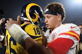 'It was everything a great game is': Colin Cowherd on the Chiefs vs. Rams MNF thriller