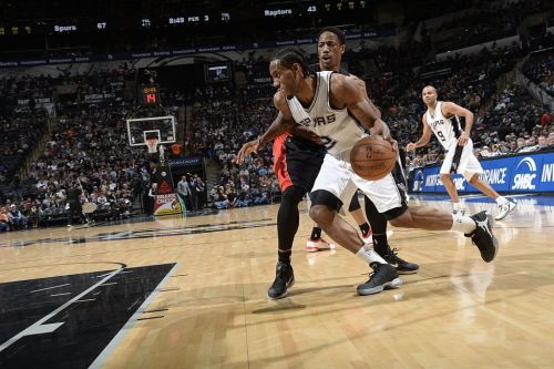 Report: Spurs Trading Kawhi Leonard to Raptors for DeMar DeRozan