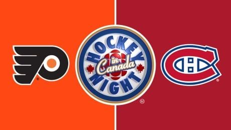 Hockey Night in Canada: Flyers vs. Canadiens