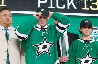 Stars get Ty Dellandrea with 13th overall pick in NHL Draft