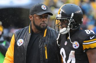 Nick Wright on Tomlin, Steelers publicly announcing Antonio Brown was disciplined for missing team meetings