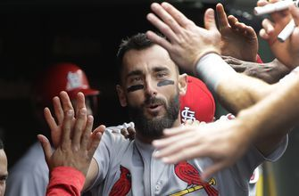 WATCH: Matt Carpenter homers for a fifth straight game