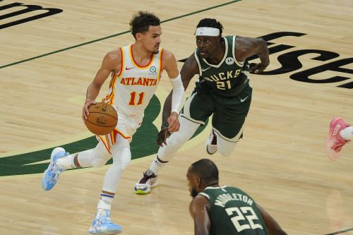 Hawks rally past Bucks to steal Game 1 of Eastern Conference finals behind Trae Young's huge 48-point effort