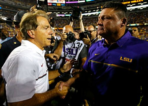 Alabama-LSU game could be rescheduled for Dec. 5, per reports