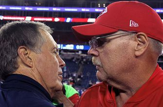 Skip Bayless on Patriots vs. Chiefs: 'Andy Reid owns Bill Belichick'