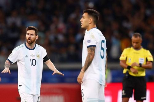 Watch: Lionel Messi saves Argentina from Copa America elimination