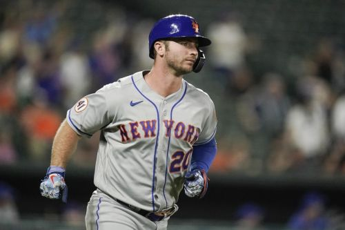 Mets GM rebuts Alonso, says balls have 'no influence' on pay