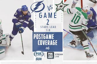 Preview: Lightning trying to bounce back, even up Stanley Cup Final against Stars