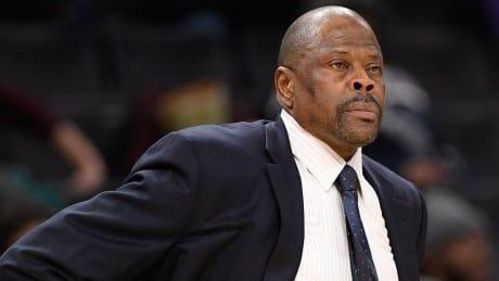 Knicks legend Patrick Ewing back home after being treated for COVID-19