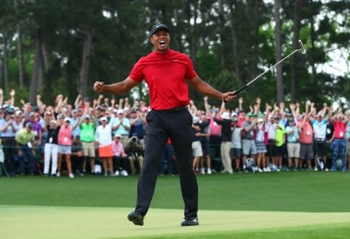 Despite gimpy back, Tiger Woods would have been ready to defend Masters title