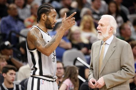 Report: Few close to Popovich expect him to coach beyond 2020