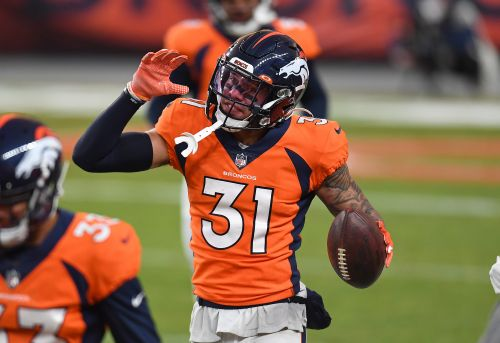 Denver Broncos safety Justin Simmons becomes first NFL player to get franchise tag in 2021, per reports