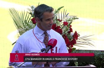 Ausmus: 'Very excited to be the manager of the Los Angeles Angels.'