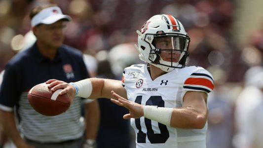Embrace Auburn as college football's true chaos team for 2019