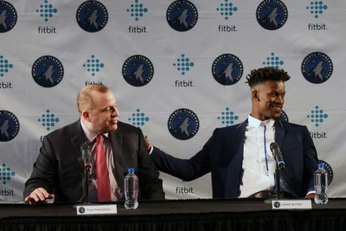 Report: Jimmy Butler Declines to Rejoin Timberwolves