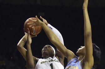 No. 4 Baylor women put 7 in double figures in 94-49 win