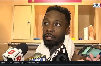 Jeff Green knows Game 7 will need to be taken, because it won't be given