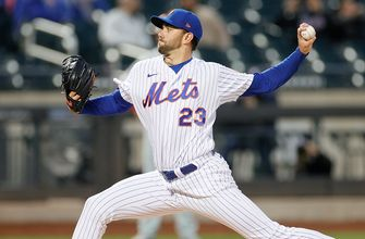 David Peterson tosses 10 K's in Mets 5-1 win over Phillies