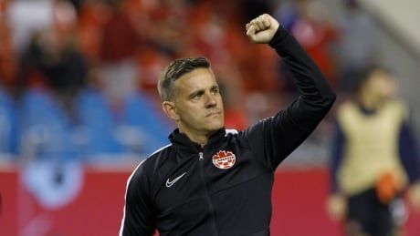 Canada Soccer's John Herdman searches for silver lining amid COVID-19 cloud