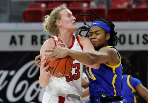No. 2 NC State women get hot from outside, beat Pitt 83-53