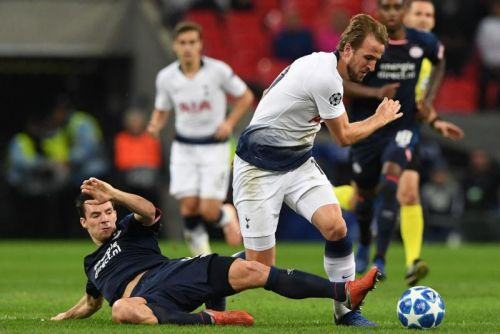 Tottenham star Harry Kane ahead of schedule with ankle injury