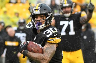 Jason Whitlock: James Conner and the Steelers' success is bothering Le'Veon Bell