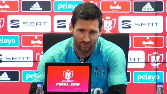 I haven't thought about leaving Barcelona - Messi