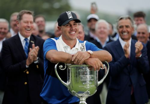 Koepka wins PGA Championship at Bethpage Black