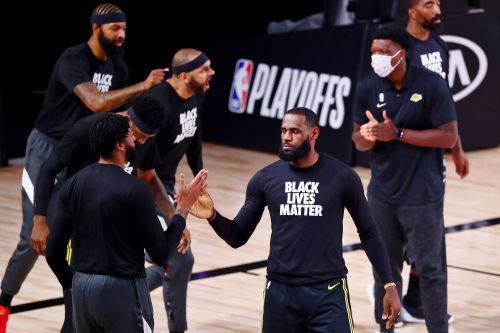 Getting Black communities to vote is personal for LeBron James, other NBA stars: 'We've seen our voices muted our whole lives'