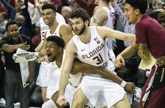 Forrest, No. 6 FSU rally past No. 11 Louisville for ACC lead